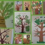 knygų medžiai