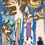 "Ivo Mizgiris , 6m. ,, Gyvybės medis"""