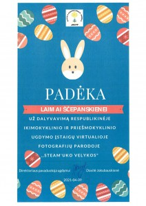 PADĖKA LAIMAI STEAMUKO VELYKOS-page-001