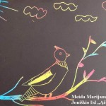 Meidos Marijauskaitės paukštis