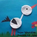 Nojaus Misevičiaus paukštis