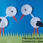 Viktorijos Kybaitės paukščiai